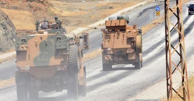 Pençe-2 Harekatı'nda Terör Noktaları Hedef Alınıyor