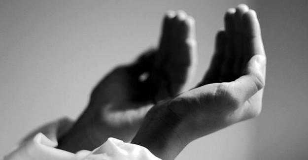 Peygamber Efendimiz'in Her Türlü Belayı Def Eden Duası