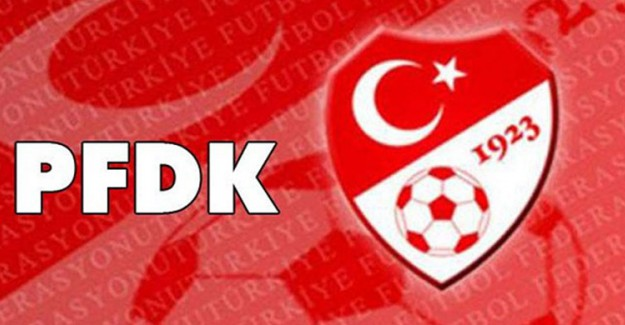 PFDK'dan Sakaryaspor ve Afyonspor'a Ceza!