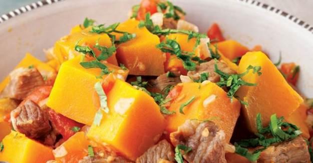 Pirinçli Kabak Yemeği Nasıl Yapılır? Balkabağı Yemeği Tarifi