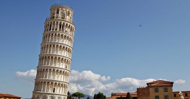 Pisa Kulesi Nerede?