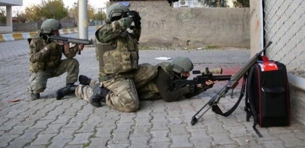 PKK Cizre'ye Gömüldü! Çok Ağır Darbe