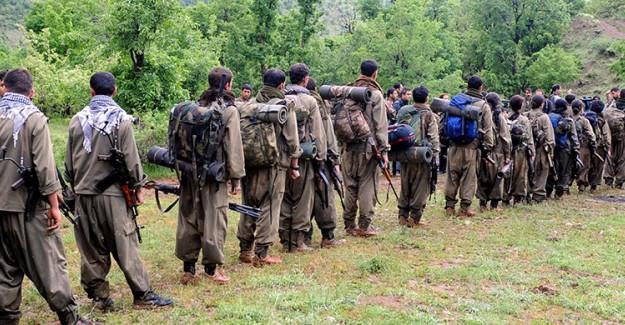 PKK Eriyor! Sözde Sorumlu Etkisiz Hale Getirildi!