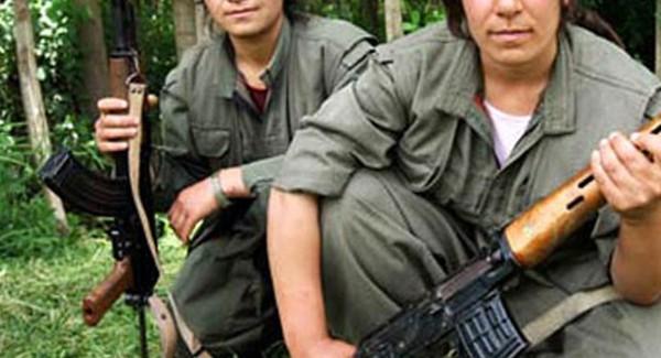 PKK'lı Kadının Tabletinden Çıkan Şok Notlar! Duran Kalkan Kendisiyle Birlikte Olmayan...