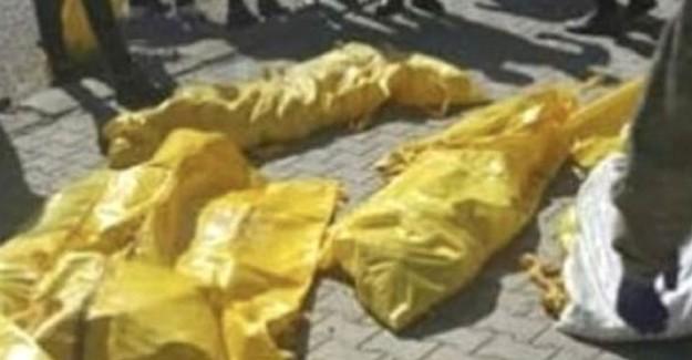 PKK'lı Teröristin Cenazesi Ailesi Tarafından Kabul Edilmedi