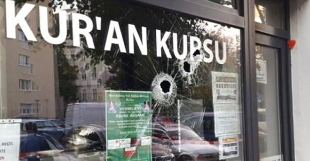 PKK'lılar Almanya'da Türk Derneğine Saldırdı