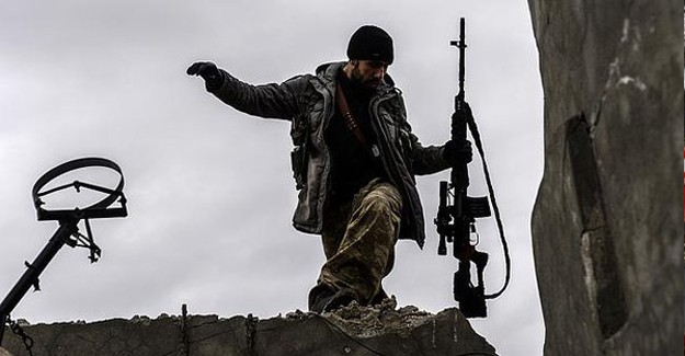 PKK'nın Keskin Nişancıları O Ülkeden