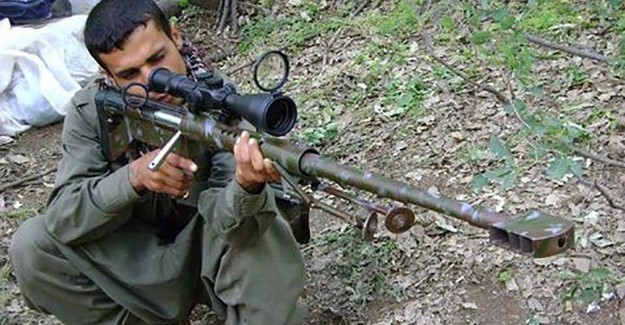 PKK'nın Keskin Nişancıları O Ülkenin Askeri Çıktı!