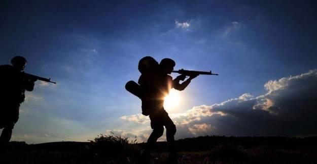 PKK'nın Sözde Takım Sorumlusu Öldürüldü