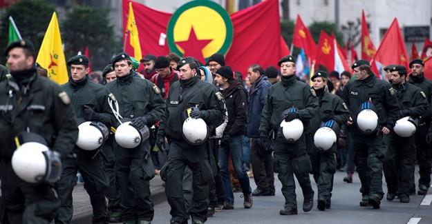 PKK'ya Bir Darbe de Almanya'dan!