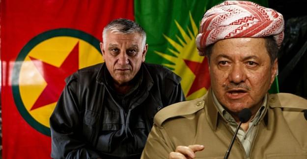 PKK'ya Bir Şok'ta Barzani'den!