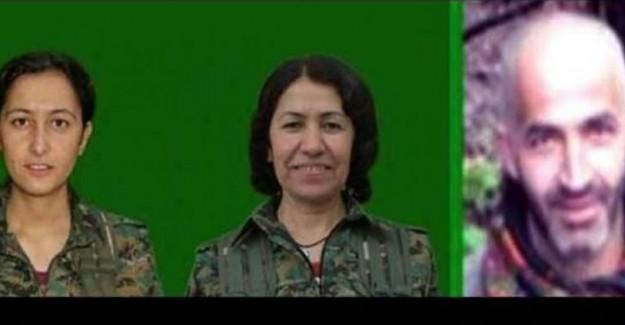 PKK/YPG'nin Elebaşları Gebertildi!