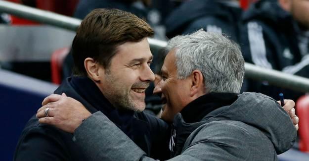 Pochettino: 'Benim Yerime Mourinho Geçtiği İçin Mutluyum'