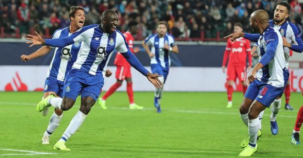 Porto, Moskova Deplasmanında 3 Attı 3 Aldı!