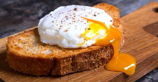 Poşe Yumurta Nasıl Yapılır? Poşe Yumurta Tarifi
