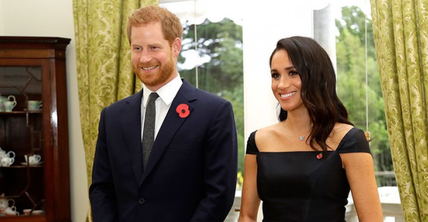 Prens Harry ve Meghan Markle Saraydan Ayrılıyor