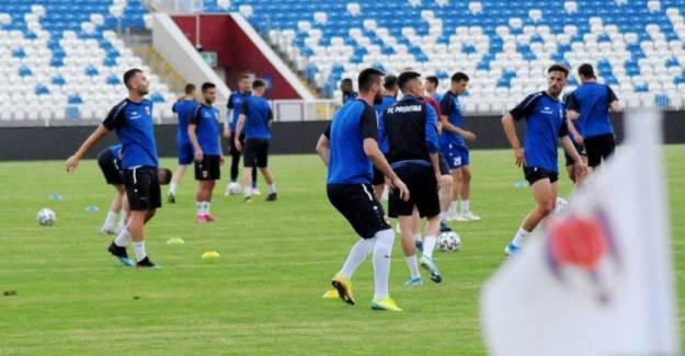 Priştine Kulübü, Avrupa Maçına Kiralık Oyuncularla Çıkacak!