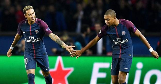 PSG, Neymar ve Mbappe'nin Son Durumunu Açıkladı!