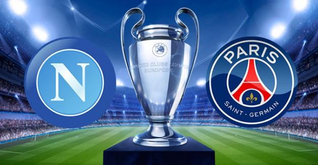 PSG-Napoli Maçı Canlı İzle, Ne Zaman, Saat Kaçta?