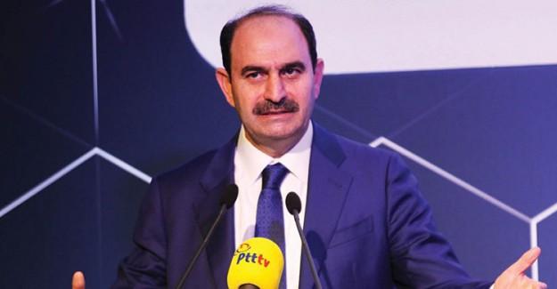 PTT Genel Müdürü Kenan Bozgeyik Görevden Alındı