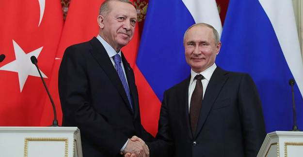 Putin Ezber Bozdu! Türkiye'ye Destek Açıklaması Yaptı