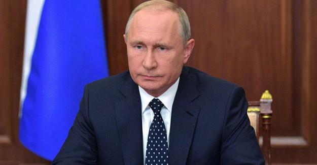 Putin İlk Defa Konuştu: Ciddi Olarak Endişeleniyoruz