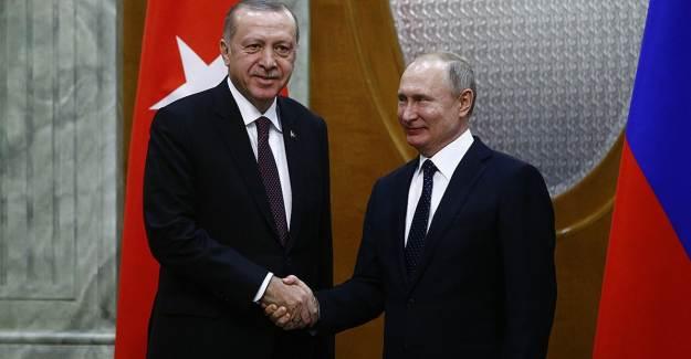 Putin'den Cumhurbaşkanı Erdoğan'a 'Karabağ' Telefonu!