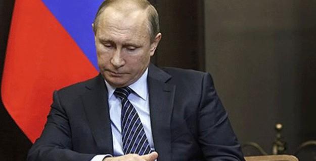 Putin'den Türkiye İçin Flaş Geri Adım
