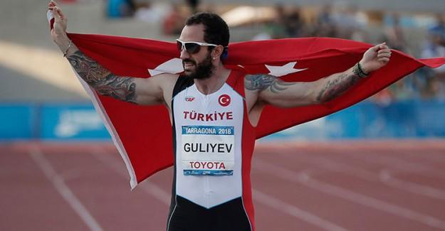 Ramil Guliyev'den Rekorla Gelen Madalya!