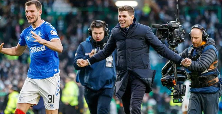 Rangers 9 Golle Turladı