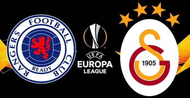 Rangers - Galatasaray Maçı Hangi Kanalda, Ne Zaman, Saat Kaçta?