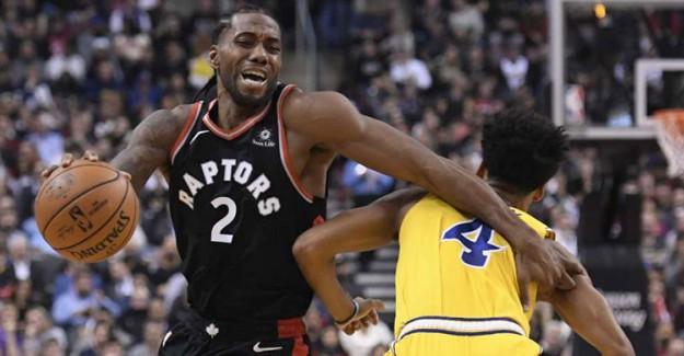 Raptors, Son Şampiyon Warriors'u Uzatmada Yıktı!