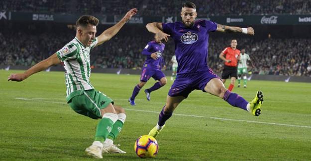 Real Betis 3-3 Celta Vigo Maç Özeti ve Golleri İzle