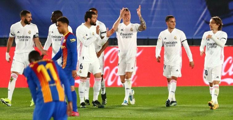 Real Madrid 43 Yıl Sonra İlk Kez 3 Kere Üst Üste Kazandı