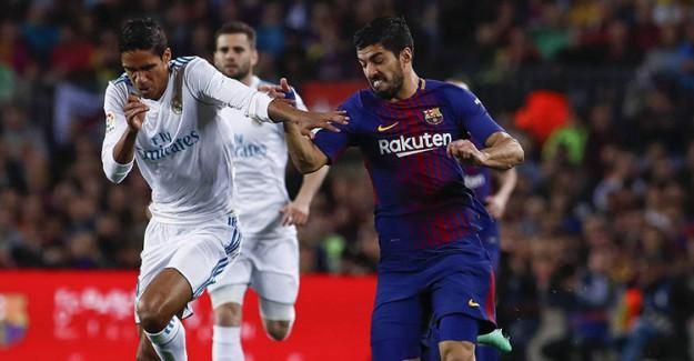 Real Madrid'de Raphael Varane Şoku!