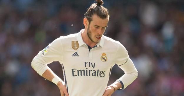 Real Madrid'in Yıldızı Bale Çin Kulübüne Satılıyor!