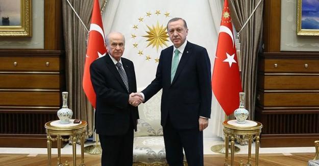 Reis-i Cumhur Erdoğan Açıkladı! İşte İttifakın Adı