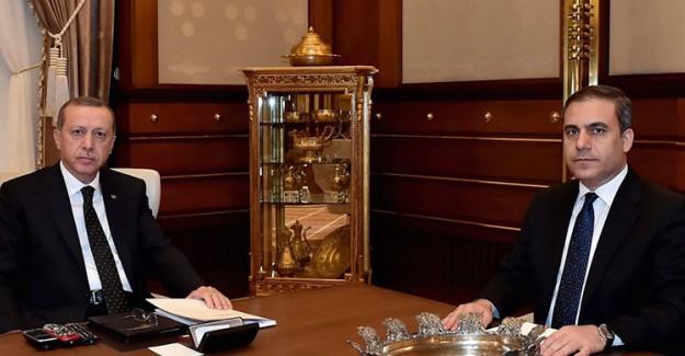 Reis-i Cumhur Erdoğan, Hakan Fidan'a Verdiği Talimatı Açıkladı!