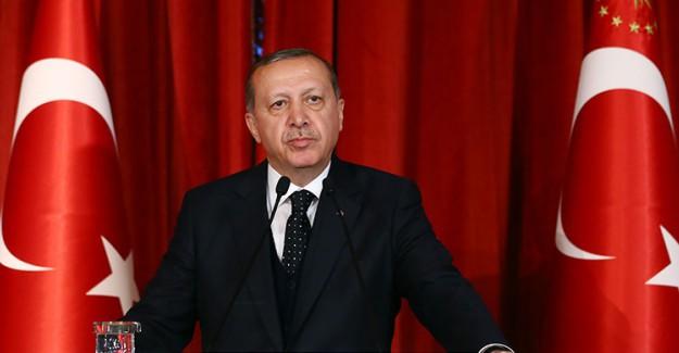 Reis-i Cumhur Erdoğan'dan ABD'ye Sert Sözler...