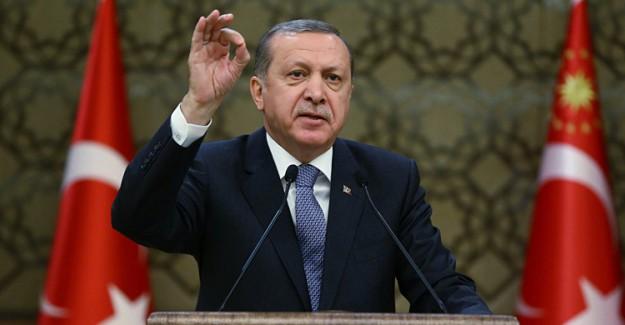 Reis-i Cumhur Erdoğan'dan Afrin Açıklaması! Gereğini Yaptık
