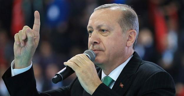 Reis-i Cumhur Erdoğan'dan Afrin Görüşmesi!