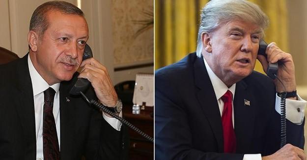 Reis-i Cumhur Trump Görüşmesini Anlattı