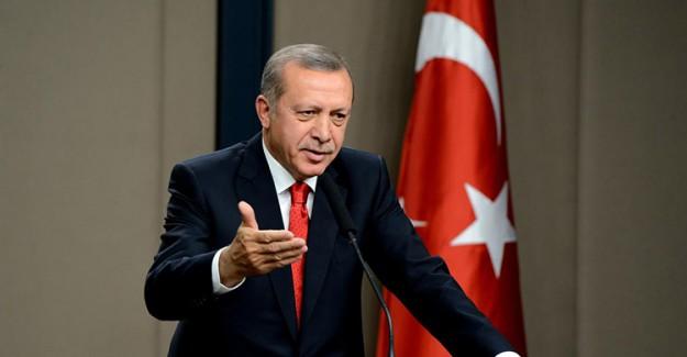 Reis-i Cumhur'dan Kritik Afrin Açıklaması!
