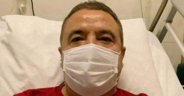 Rektör Özkan: Muhittin Böcek'in Akciğerini Toparlamaya Çalışıyoruz