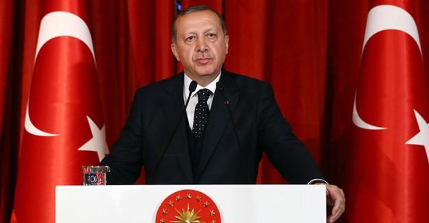 Cumhurbaşkanı Erdoğan'dan Zeytin Dalı Harekatına Yönelik Kritik Açıklamalar