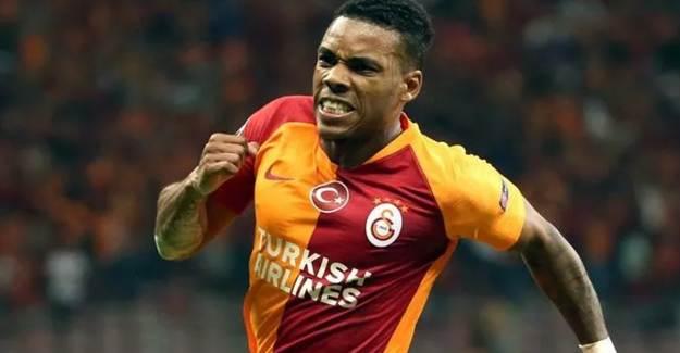 Rodrigues Galatasaray Yolunda
