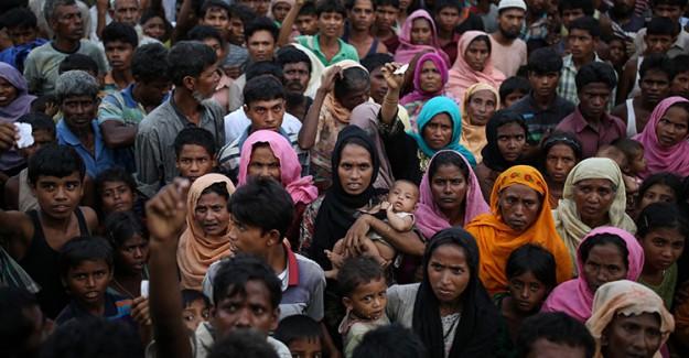 Rohingya Vatandaşları Kasım'da Myanmar'a Gönderilecek