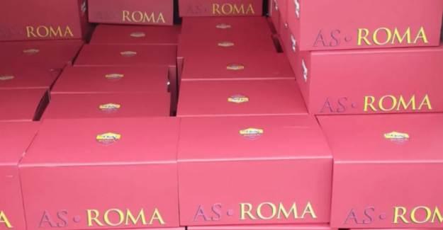 Roma Kulübünden Ermenistan'a Erzak Paketi Yardımı