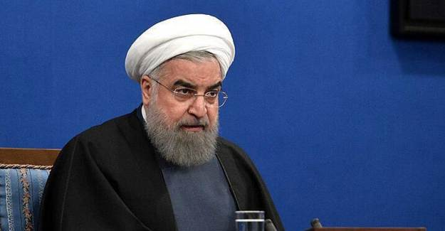 Ruhani: '30-35 Milyon İranlı Daha Koronavirüse Yakalanabilir'