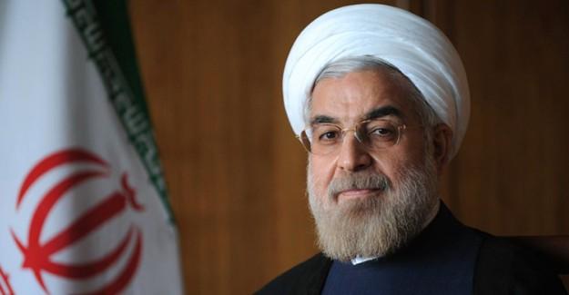Ruhani'den ABD'ye Sert Uyarı!